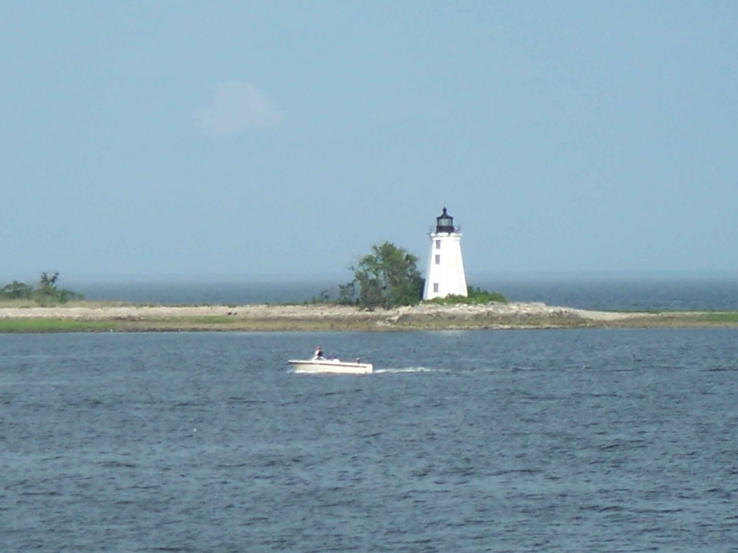 Black Rock Harbor And Lighthouse